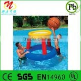Inflatable basketball hoop inflatable water sport products