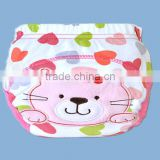 100% cotton baby diapers nappies newborn aio cloth diaper for training                                                                         Quality Choice