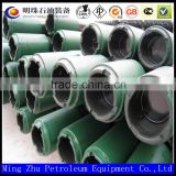 Stainless steel water well filter screen pipe casing