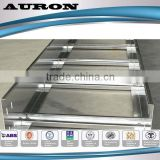 AURON/HEAWELL ABS BV GL DNV ISO ROHS CE Stainless steel 304 sheave tray/SS 304 sheave wire tray/sheath rope ss304 cable channel