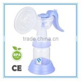 Baby care BPA free high quality breast pump for mom