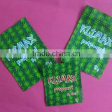 xxx 99 KLIMAX potpourri herbal incense bag/legal highs powder foil bag
