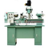 functional lathe drilling milling machine combo milling drilling lathe machine