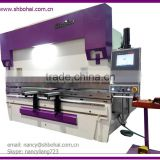 HYDRAULIC OIL PRESS BRAKE BENDING MACHINE,MILD STEEL PALTE BENDER WITH CE AND ISO CERTIFICATE