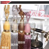 Multicolor best accessories pendant warp knitting craft curtain pendant hanging ball doll spike bind -12