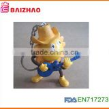 2015 NEW Wholesale custom action figure,action figure toys action figure toy keychain toys