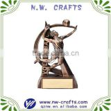 NEW volleyball award trophy figurines