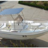 QD 20EX chinese fiberglss boat hull hard tops for sale