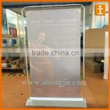 Outdoor standee banner,standee display