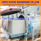 50000m3/year sand flyash copper AAC block making machine factory
