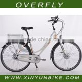 New arrival!!! 28 inch bicycle green power electric bike with inner 3 speed