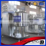 dairy milk pasteurization machinery/ juice pasteurization machine