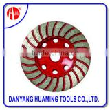 Top selling Customized factory supply fast cutting sintered blade diamond grinding wheel