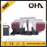 """OHA"" H-2000 CE, ISO Certificated CNC Sawing Machine, frame sawing machine, band sawing machine Product Description The large"
