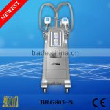 Loss Weight CE Approved Professional 5 Cryo Handles Cryolipolysis Cavitation Rf Slimming Machine Cool Tech Shape Fat Freezing Machine Cellulite Reduction