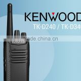 KEN-WOOD TK-D340 DMR UHF DIGITAL HAND PORTABLE TWO WAY RADIO, WALKIE TALKIE