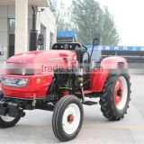 2016 hot sale small farm wheel tractor/agricultural farming machine