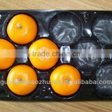 Colorful PP navel orange Fruit Liner Container