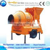 electric reversing drum concrete mixer,concrete mixing machine,portable concrete mixer for sale
