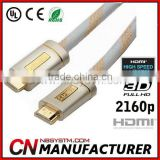 Premium HDMI Cable Gator Cable V1.4 3D 1080P HDTV LCD LED PS4 BLURAY DVD