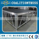Portable stage,stage platform,out concert stage sale                                                                                                         Supplier's Choice