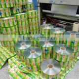 Food grade!Flexible plastic instant food packaging film