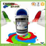 Raw material supplyliquid pigment ink high light resistant for advertising banner flags printing
