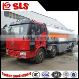 FAW 20000 liters fuel tanker truck and trailer dimensions, truck fuel tanker