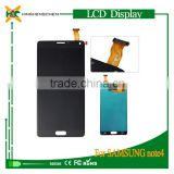 Black for Samsung Galaxy Note 4 N910 N910A N910T LCD Display Screen Touch Digitizer