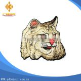 Top quality cheap animal theme custom felt patches no minimum order