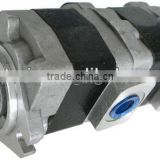 128E7-10201 Gear Pump Hydraulic,TCM Hydraulic Double Gear Pumps For Forklift FD45-50T8,FD45-50C8