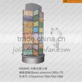 MM040 bamboo stand /Mosaic display rack