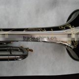 black color trumpet