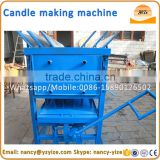 Small candle making machine on sale, Candle wick machine colorful sizes candle forming machine line