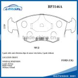 Auto Parts Brake Pads 4219999 D170 GDB4081 Auto Parts For CHRYSLER