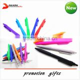 Fancy wholesale multi colour with different ink clour Liquid ball pen set
