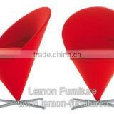 foshan red leather love sex chair