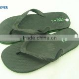 soft sole rubber nude chinese men flip flops