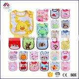 0-3 years bib Infant Saliva Towels Newborn Wear Burp Cloths baby bibs