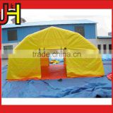 2016 Factory Customized High Quality Outdoor Waterproof Air Tight Inflatable Medical Tent