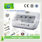 CG-1313 2015 Must Have!! Sell Portable 7 in 1 Skin Care for skin whitening