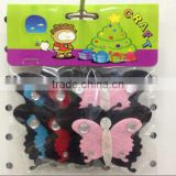 hot sale lovely for kids felt craft adhesive embellishments