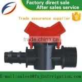 Plastic hot mini solenoid irrigation plastic water solenoid solenoid automatic water valve flow control