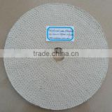 2015 the latest 240mm cotton and sisal buffing wheel
