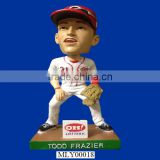 Cincinnati Reds Todd Frazier Baseball Player Bobble Head Dolls For Sale