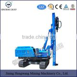 Crawler type Guardrail Post Pile Driver/hydraulic pile driver for foundation construction and Excavator Machinery