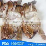 HL003 Hot-selling half cut crab cheap price