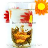 Latest product,High quality gift flower tea ,Flavor blooming tea , stable blood sugar levels tea