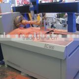 SUDA SD600 cnc router with Rotary clamp