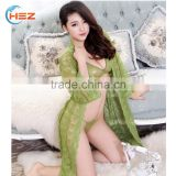 HSZ-838 Nightgown Lingerie Set Hot Style Lingerie Sexy Babydoll Japanese Fashion Mature Women Sexy Lingerie